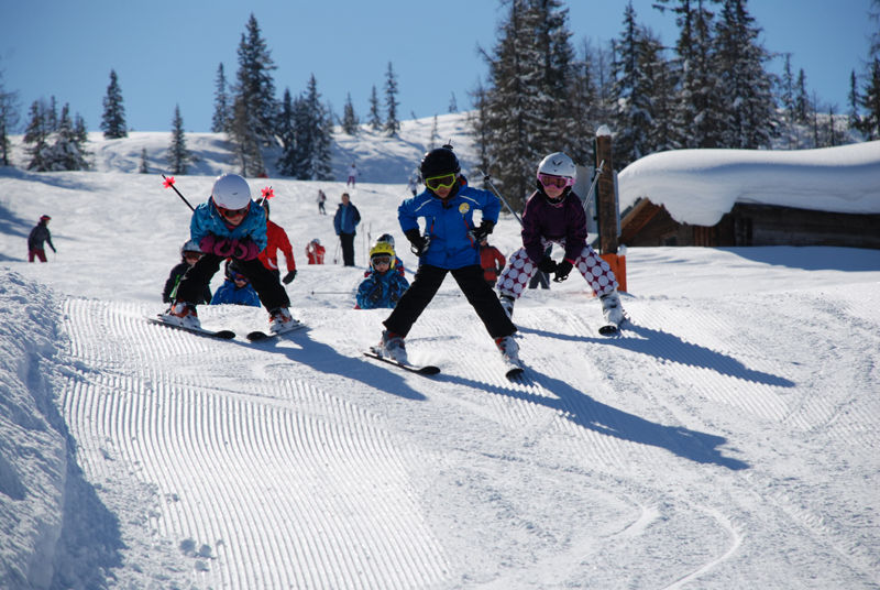 All Free To Use Every Day Fageralms Sun And Gentle Terrain Makes It A Gorgeous Place To Ski